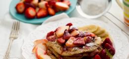 Receta tortitas de avena para veganos y celiacos